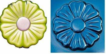 Plastgjutform Blomma 1  ABS - plast