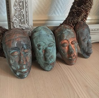 Gjutform 4 masker