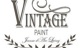 Vintage kalkfärg  Jeanne d'Arc Living