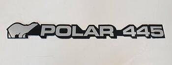 Emblem Björn-Polar-445