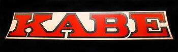 Dekal KABE fram/bak -99-05