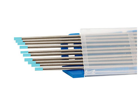 Tig electrode turquoise 2,4 x 175 mm