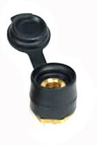 Panel socket Myking 16-25 with lid