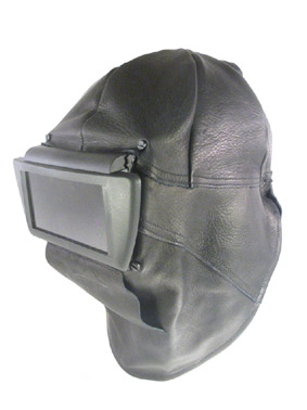 Leather welding mask 110x60 mm