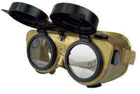 Welding goggles Amigo flip-up 5 din