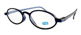 Reading glasses KL-05 blue +3,5
