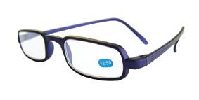 Reading glasses RG-09 blue +1,5