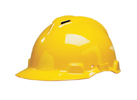 Safety helmet G22C yellow