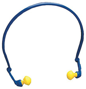 EAR Flexicap banded earplugs