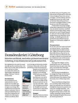 Donsöredaren på Skeppsbron – Historien om Ektank under femtio år