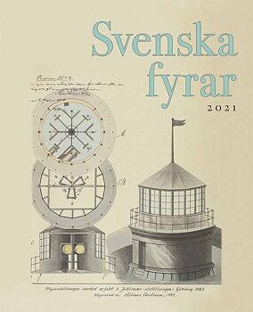 Svenska fyrar, väggkalender 2021