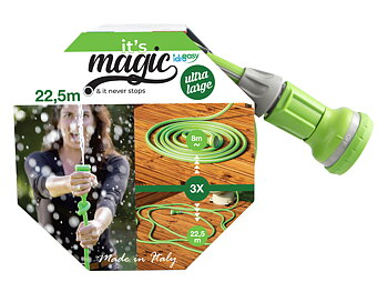 Magic Soft 5/8 Expanderbar slang 22,5 meter