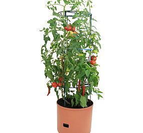 Självbevattnande odlingslåda 20 liter 4-pack