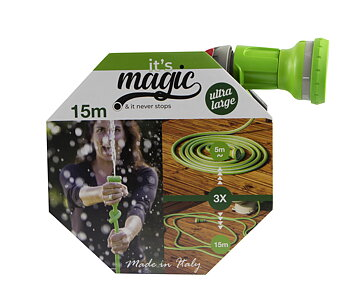 Magic Soft 5/8 Expanderbar slang 15 meter