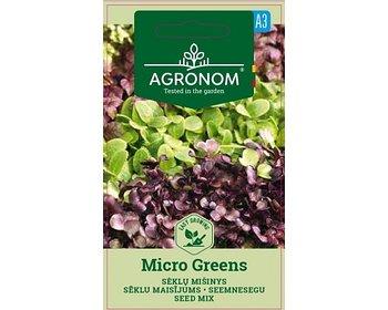 Fröblandning Micro Greens