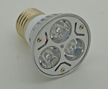 Växtlampa LED 6W E27 Diamond grow