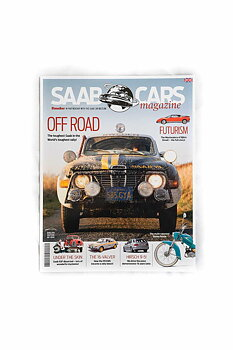 Saab Cars Magzine no 2 (English edition)
