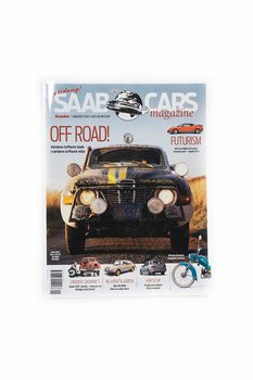 Saab Cars Magzine no 2 (Swedish edition)