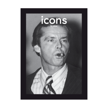 Icons by Oscar book