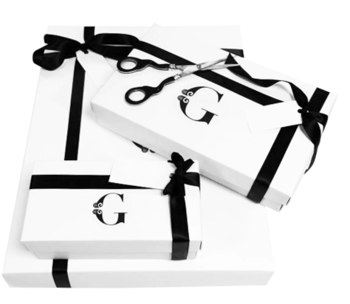 GIFTSETTER EXCLUSIVE gift boxes (several sizes)