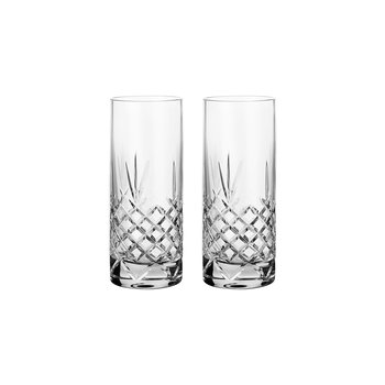 Frederik Bagger Crispy Highball kristallglas (säljs i par)
