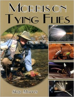 Morris on Tying Flies Skip Morris