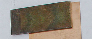Brons 3,0 mm
