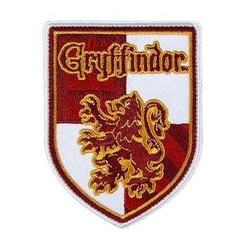 Gryffindor Harry Potter Tygmärke