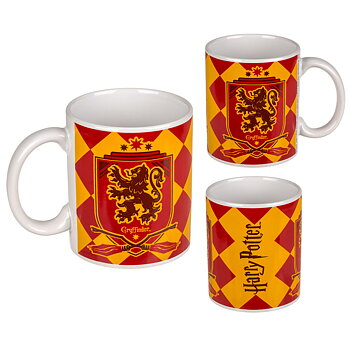 Harry Potter-Mugg Gryffindor