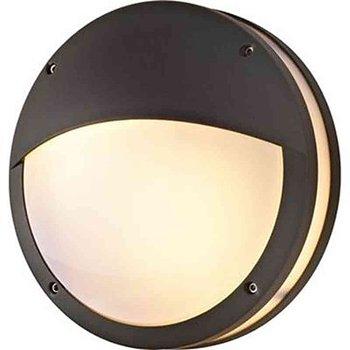 Väggarmatur med 2 st. E27 lamphållare