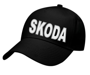 Keps svart Skoda