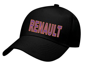 Keps svart Renault