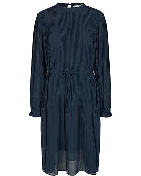 Nümph Bambalina  Dress Mörkblå