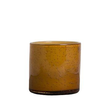 Ljuslykta Amber 12 cm