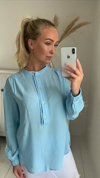 Nümph Nubali Blouse Airy Blue