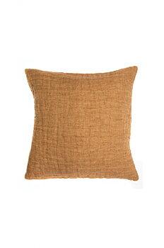 Himla - Kudde Hannelin 50x50 cm, sienna/amber
