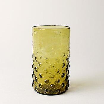 La Maison - Dricksglas Grenade, oliv