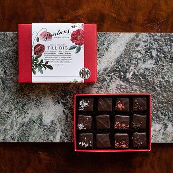 Pärlans - Kola I Choklad Till Dig 150g