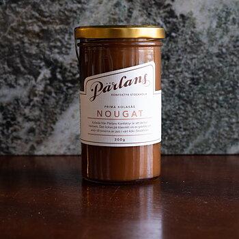 Pärlans - Kolasås Nougat 300g