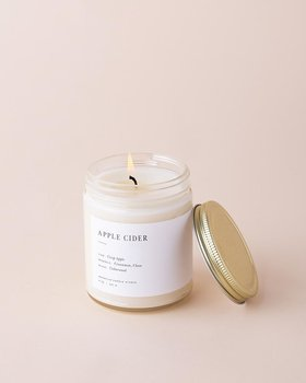 Brooklyn Candle Studio - Minimalist Apple Cidre