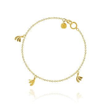 Dulong Aura Piccolo armband 18K guld