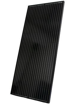 Kampanj NM275-24 Solcell 285 W polykristall Svart