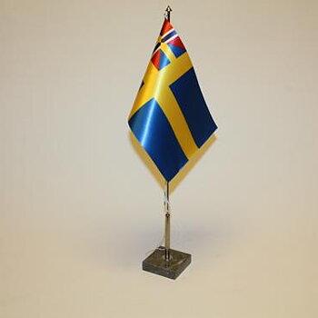 Unionsflaggan - Sverige
