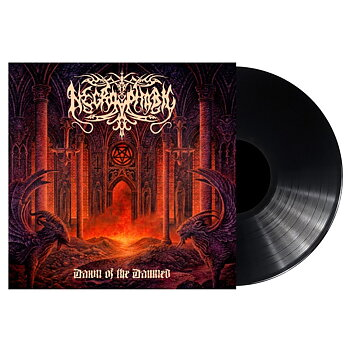 Necrophobic - Dawn Of The Damned - LP