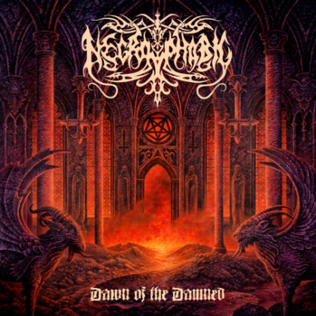 Necrophobic - Dawn Of The Damned - CD-mediabook+Patch