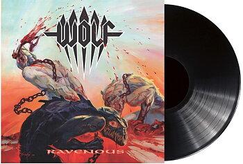 Wolf - Ravenous - LP