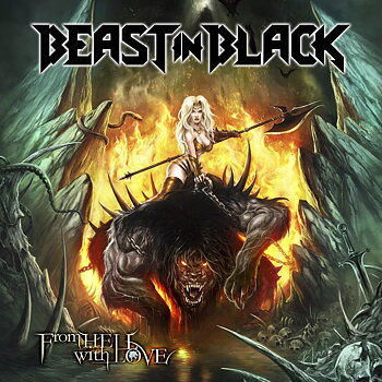 Beast In Black - From Hell With Love -  LP