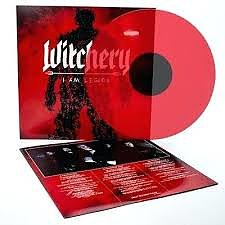 Witchery - I Am Legion - Transp. Red LP
