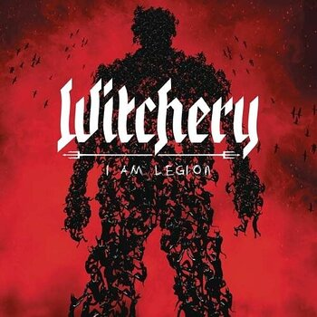 Witchery - I Am Legion - Transp. Röd LP