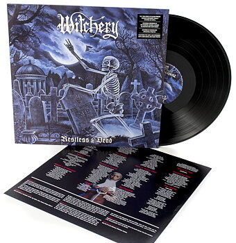 Witchery - Restless & Dead - LP